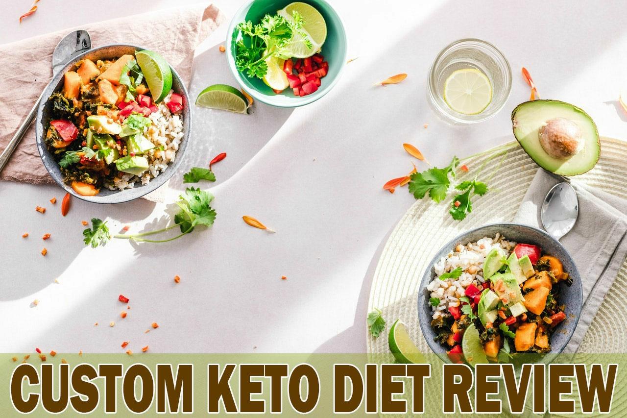 my custom keto diet review