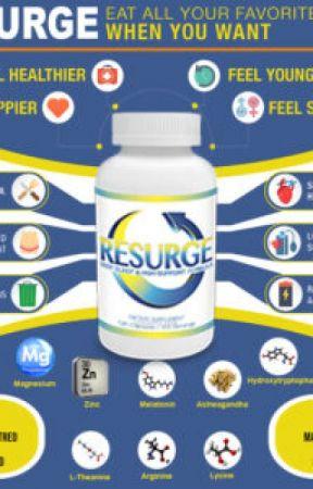 resurge supplement ingredients