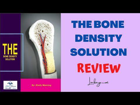bone density solution review